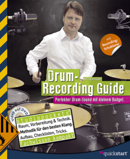 Drum Recording Guide